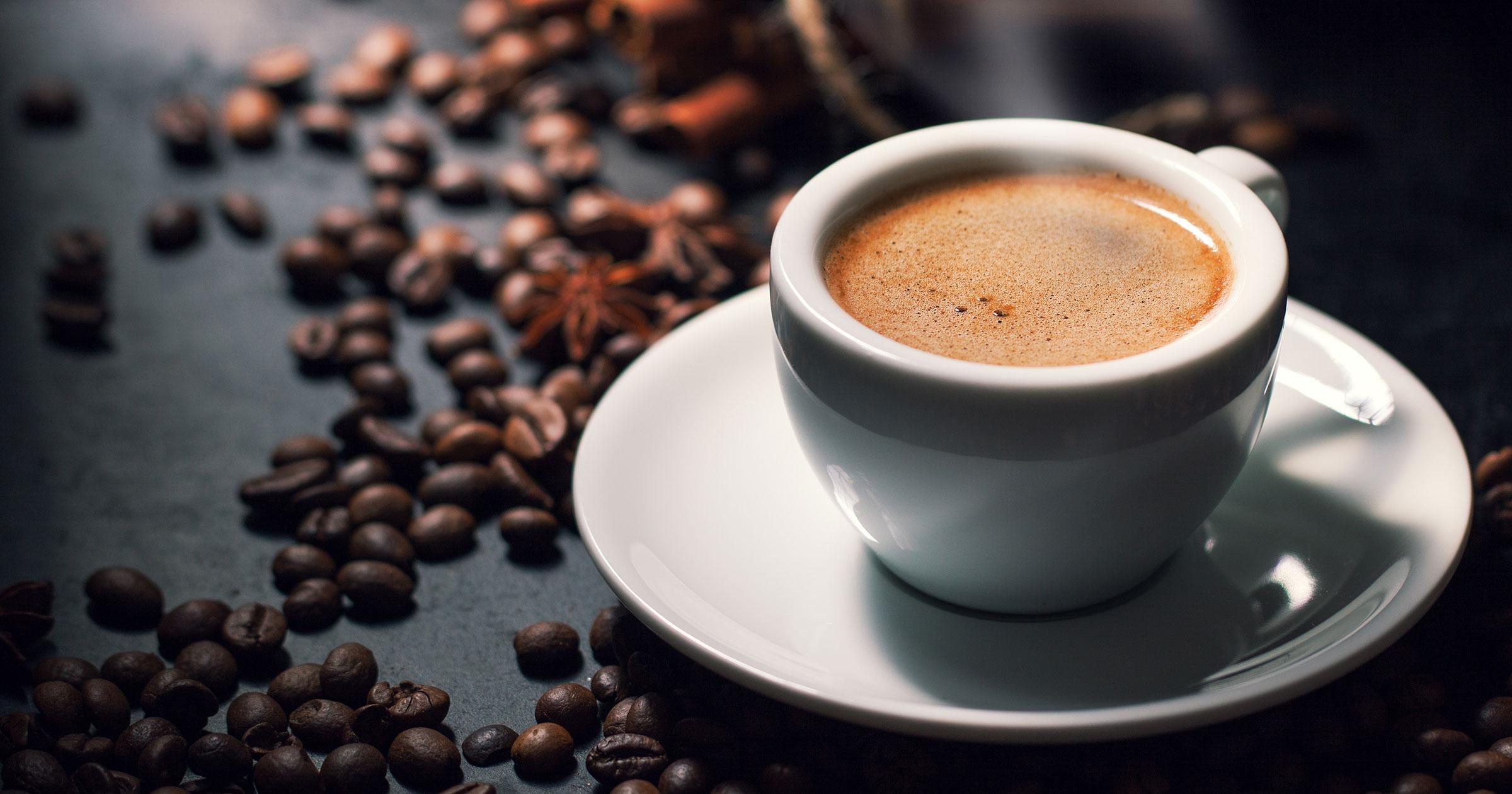 Boulevard coffee